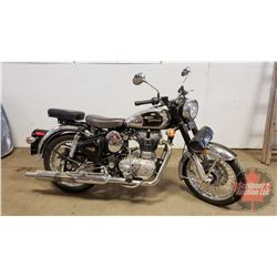 Motorcycle 2012 Royal Enfield EFI 500 Classic (Only 890 kms!) Not Running