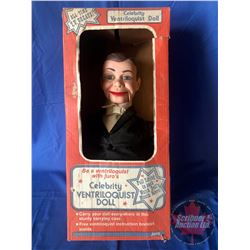 "Celebrity Ventriloquist Doll (In Box!) (Box 10"" x 22"" x 7"")"