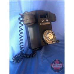 Wall Rotary Dial Phone