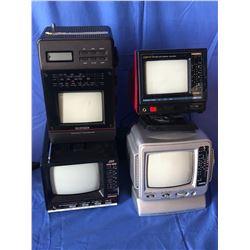 Retro Personal Televisions (4)