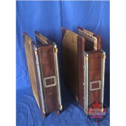Vintage Chevrolet Parts Book Holders (2)