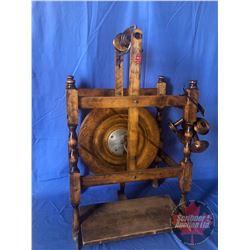 "Spinning Wheel (30""H x 19""W x14""D)"