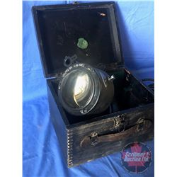 "WWII CANADIAN AIR FORCE SIGNAL SEARCH LIGHT ""Canada Year 1940"""