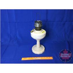 "Aladdin Coal Oil Lamp ""Lincoln Drape"" Model B burner"