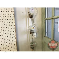 "Glass Ball Fire Extinguishers ""Auto Fyr Stop"" (3) All with Wall Mounting Hangers"