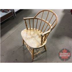 Double Bow Windsor Chair