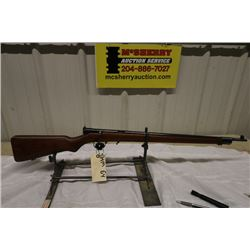 "Ross .22 Cadet SS BL- 21 1/4"" - Rifle Company Canada 1914 - Full Wood Military Mark on Stock, Missin"