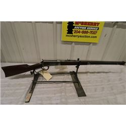"Winchester Mdl 1894 Rifle, LA 25-35 WCF, BL=26"" Tube Magazine, Take Down Model, Octogon Barrel, Cres"