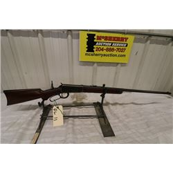 "Winchester Mdl 1894 Rifle, LA 32-40 Cal, BL=26"" , Tang Sight, Tube Magazine, Half Round Half Octogon"