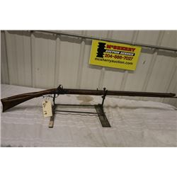 "Hautfield Reproduction Flintlock Rifle, Muzzle Loader, BL= 39"" 50 CAL, S#51G8 - New Condition"