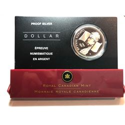 2005 Royal Canadian Mint Proof Silver Dollar