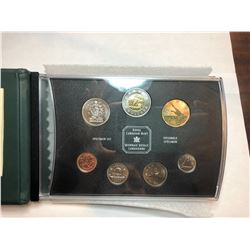 2004 royal canadian mint  canada goose specimen set/2003 royal canadian mint proof set