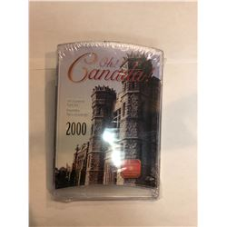 1996 Royal Canadian Mint $2 coin & 2000 Royal Canadian Mint Oh! Canada Coin Set