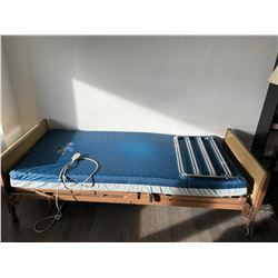 Invacare Single Medical Bed