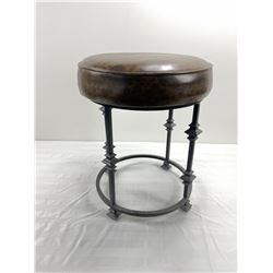 John Houser Iron Works Stool