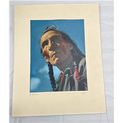Chief John Hunter Print