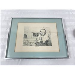Charles Bragg Print