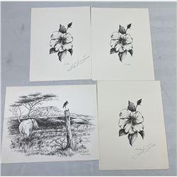 4 Lubane Prints