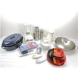 Miscellaneous Kitchen Lot