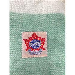 AYERS Pure Wool Blanket