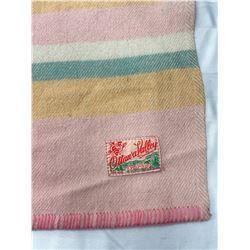 Ottawa Valley Pure Wool Blanket