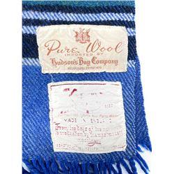 Hudson Bay Company Blanket