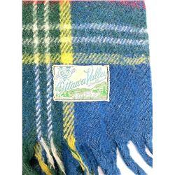 Ottawa Valley Woolens Pure Wool Blanket