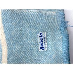 EATONIA All Wool Blanket