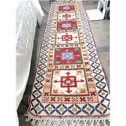 Wool Hallway Rug
