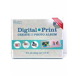 Digital Print Photo Album