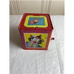 Matty Matel Jack in the Box