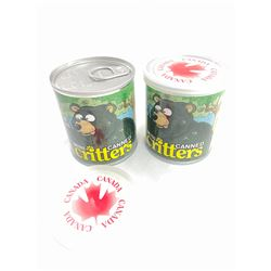 2 Mini Canned Critters