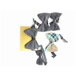 5 bow ties