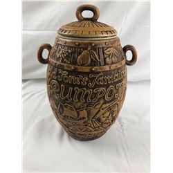 Old Jom's Jamaica Rum Pot