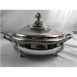 Standard Silver Co. Casserole Dish