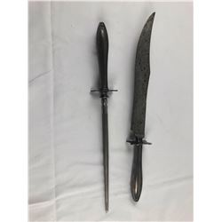 W.M.A Rogers Heirloom Knife and Sharpening Tool
