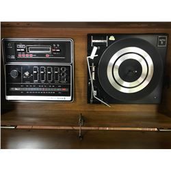 Zenith Record Player