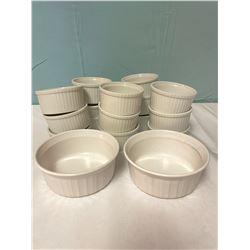 17 Piece Corningware Set