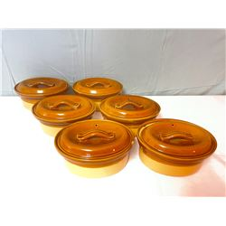 6 Granville TG Green Ltd Casserole Dishes