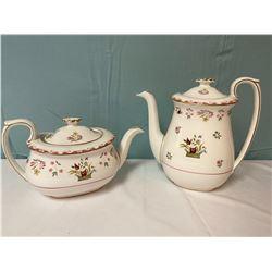 Wedgwood Bone China Teapots