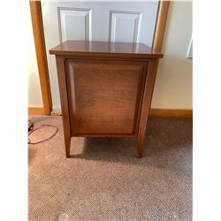 Storage Cabinet End Table