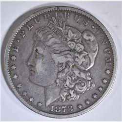 1878-CC MORGAN DOLLAR VF/XF