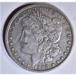 1900-O/CC MORGAN DOLLAR XF/AU NICE!
