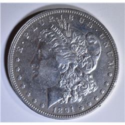 1891 PROOF MORGAN DOLLAR