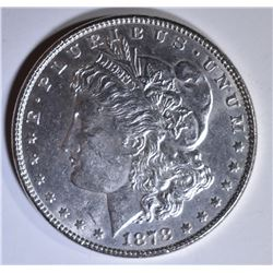 1878 7TF REV 78 MORGAN DOLLAR  CH BU