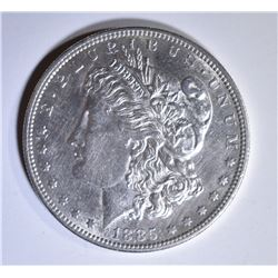 1885-S MORGAN DOLLAR  AU/BU