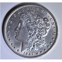1889-O MORGAN DOLLAR  BU