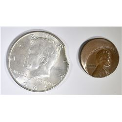 MINT ERROR COIN LOT: