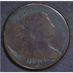 1806 LARGE CENT  G-VG