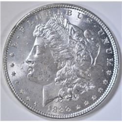 1888 MORGAN DOLLAR  GEM BU PL
